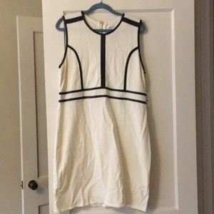 Calvin Klein white dress size XL
